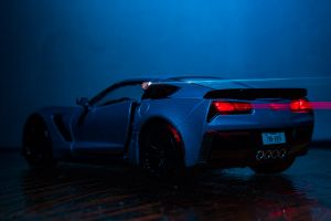 Chevrolet-Corvette-Z06-Blue
